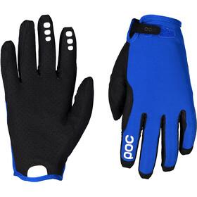 POC Resistance Enduro Handschuhe Adjustable blau